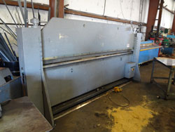 Precision Sheet Metal Virginia
